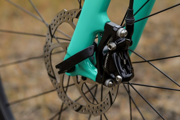 Specialized Crux brake