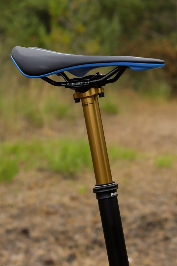Cube stereo hybrid 160 fox transfer dropper seatpost