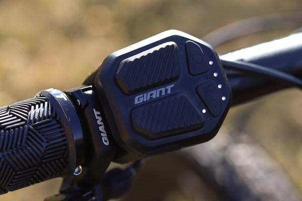 Giant Trance E+ Pro Ride Control ONE remote