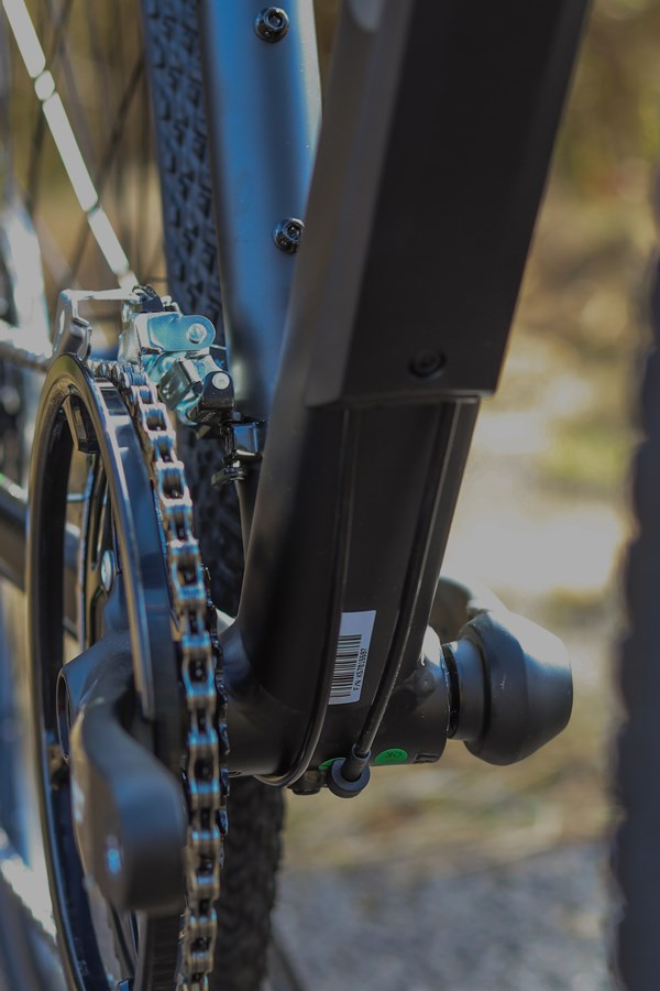 Giant Roam cable routing
