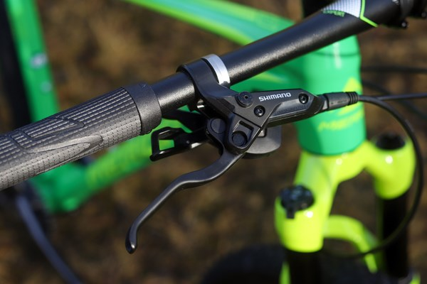 Merida Big Nine brake lever