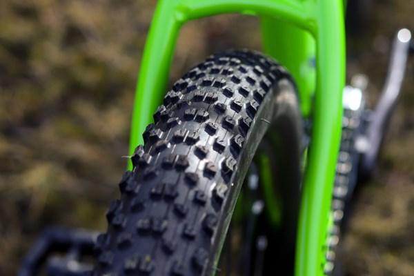 Merida Big Seven tyre