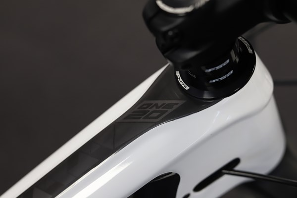 Merida One-Twenty disc brakes