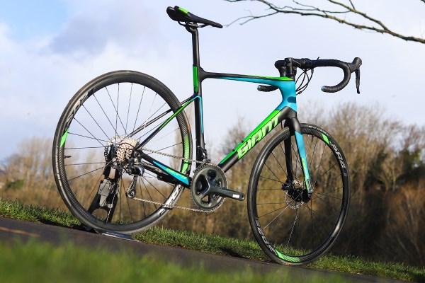 Giant Defy Advanced road bike