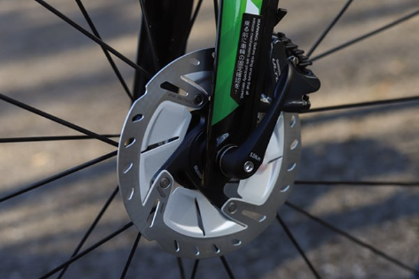 Giant Propel disc brake