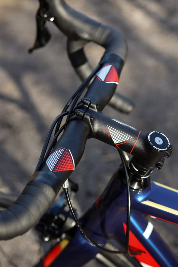 Merida Reacto handlebars