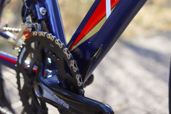 Merida Reacto 400 chainset