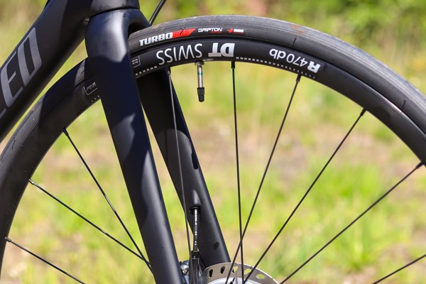 Specialized Tarmac DT Swiss Wheels