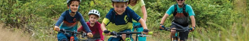 Scott Kid's Bike Sizes