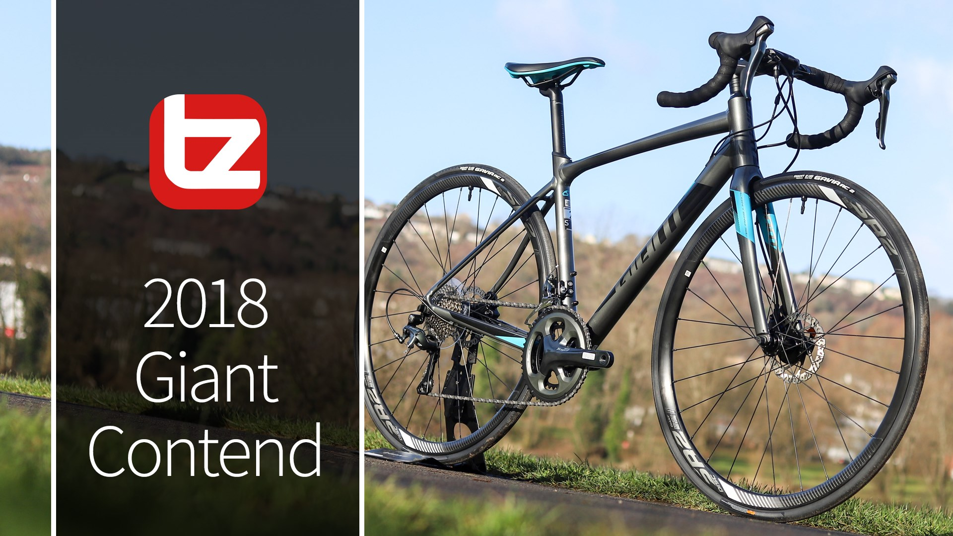 Giant Contend 2018 Range Review