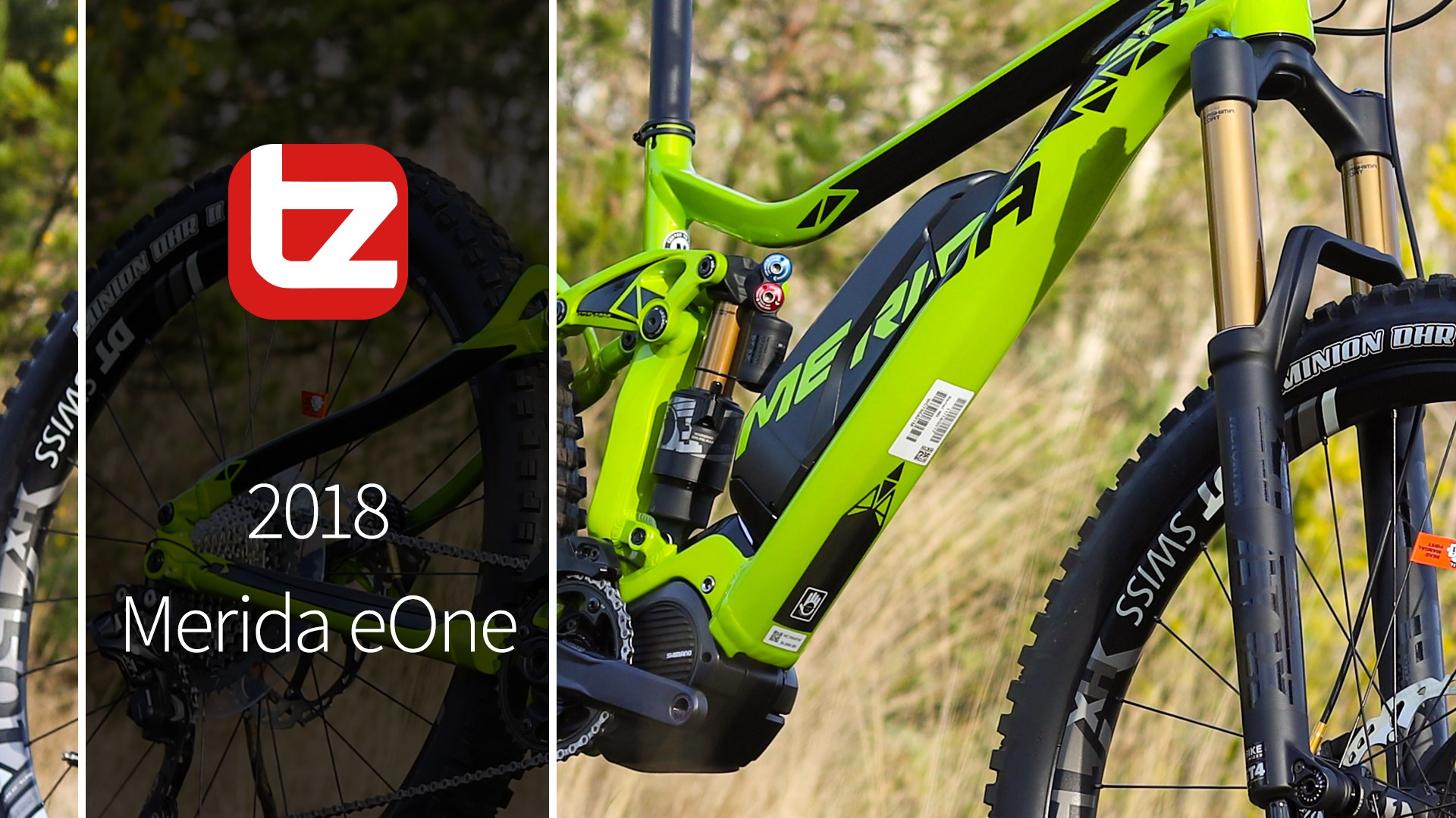 2018 Merida E-One-Sixty Range Review