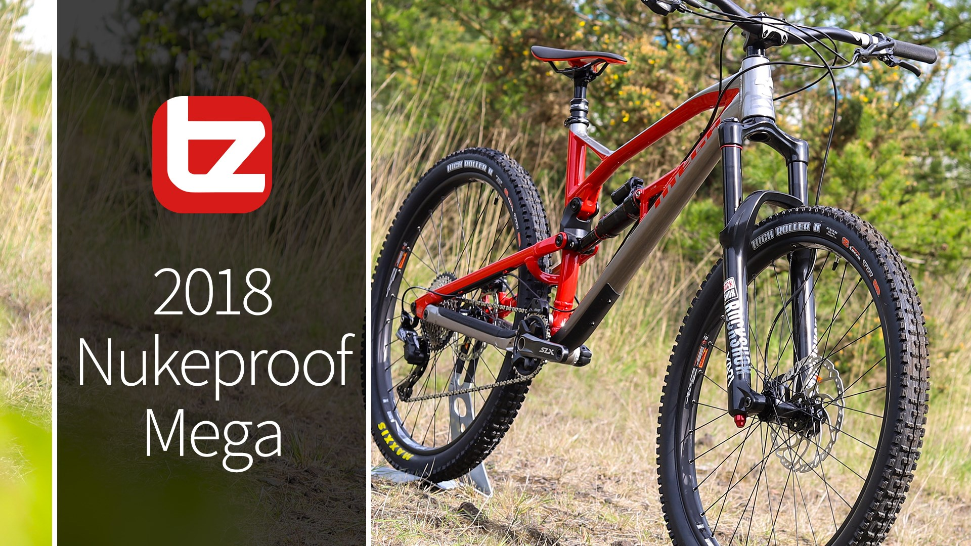 2018 Nukeproof Mega Range Review
