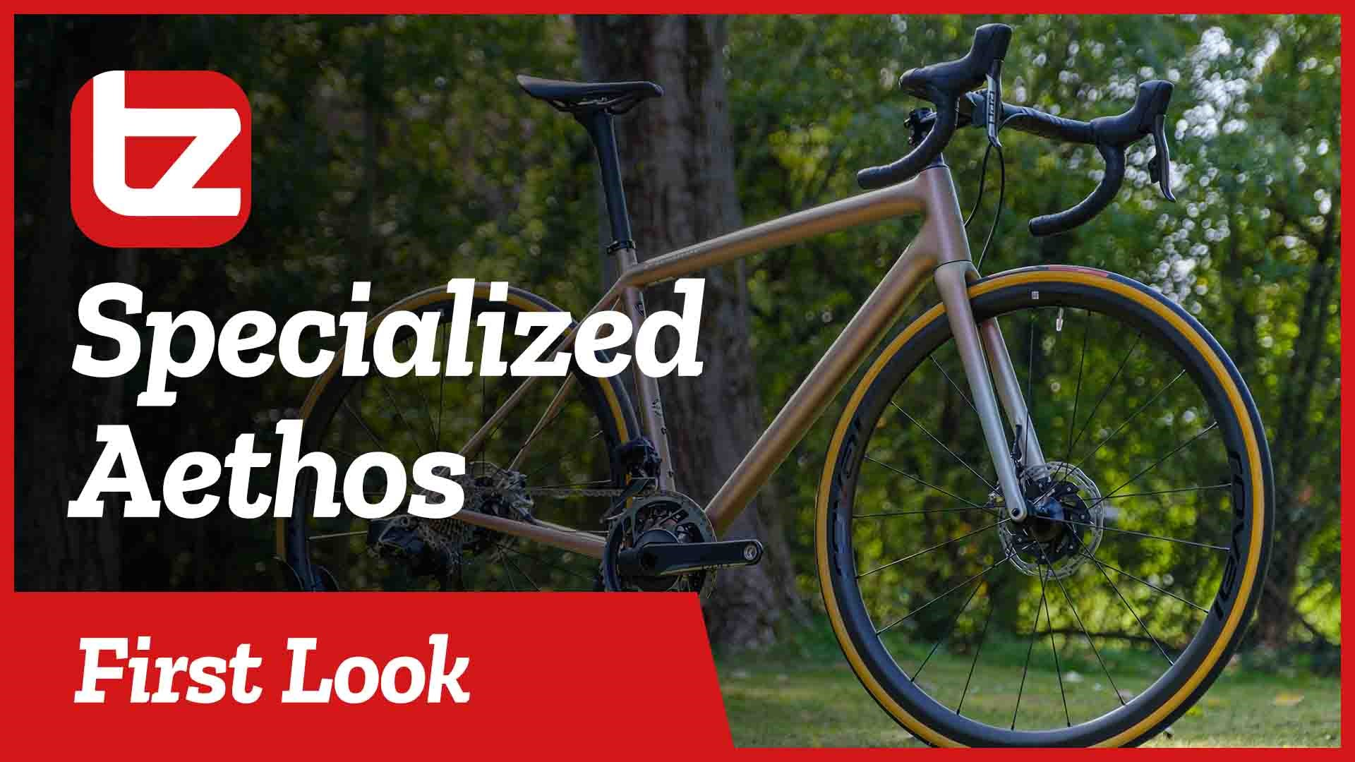 New Specialized Aethos | A Road Bike That Breaks All The Rules! | First Look | Tredz Bikes