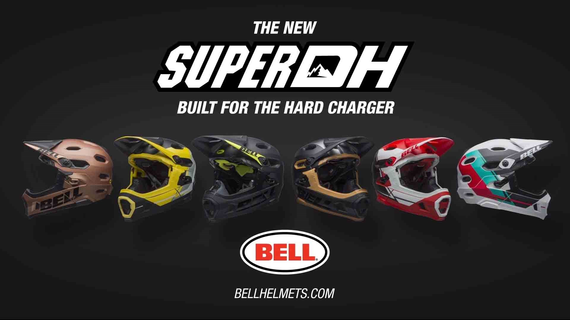 Super DH Tech Video | Bell Helmets
