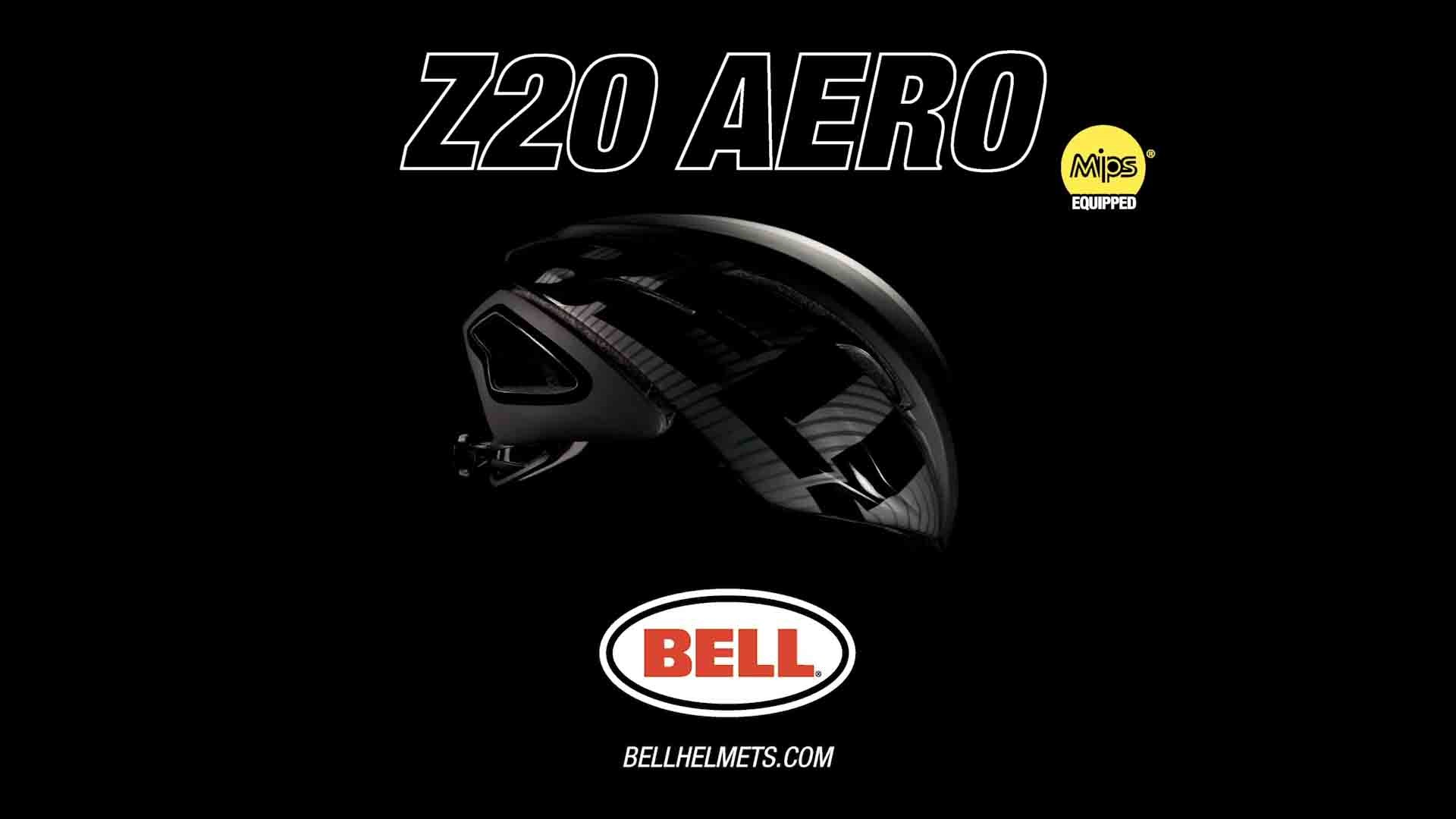 Z20 Aero MIPS Tech Video | Bell Helmets