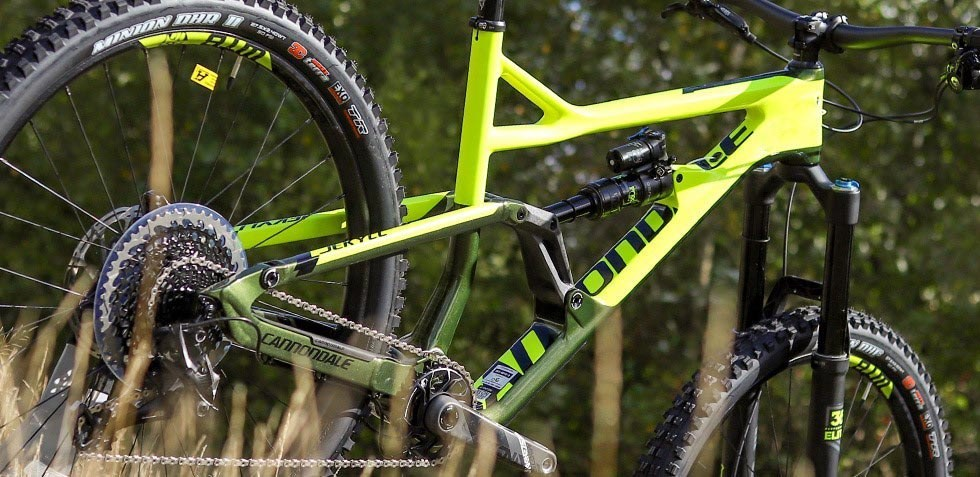 Cannondale Jekyll Frame