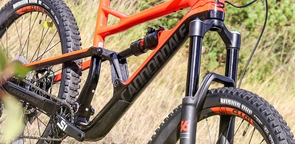 Cannondale Jekyll suspension