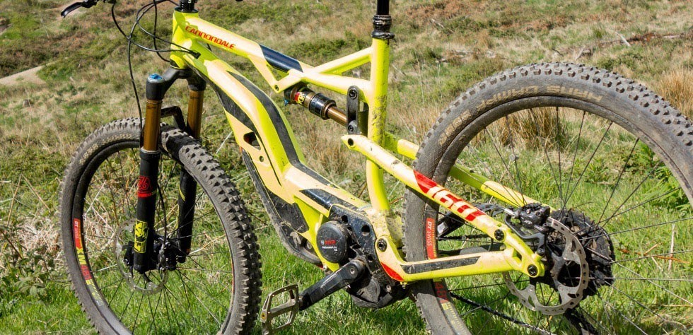 Cannondale Moterra Electric Mountain Bike Frame