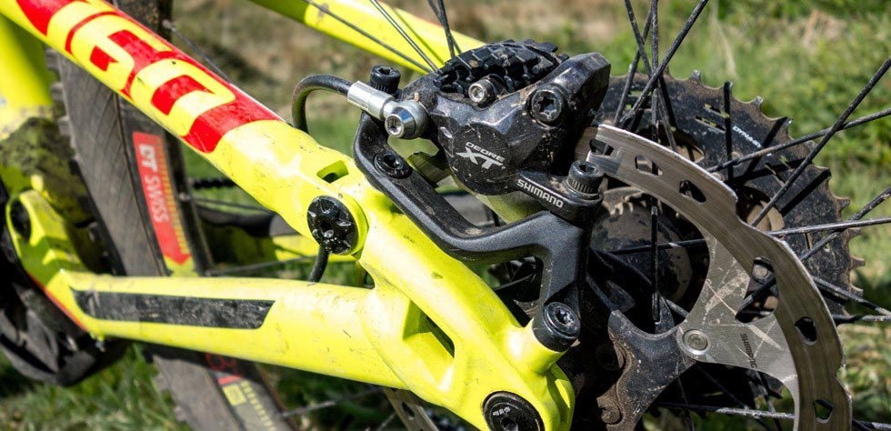 Cannondale Moterra Electric Mountain Bike Groupset
