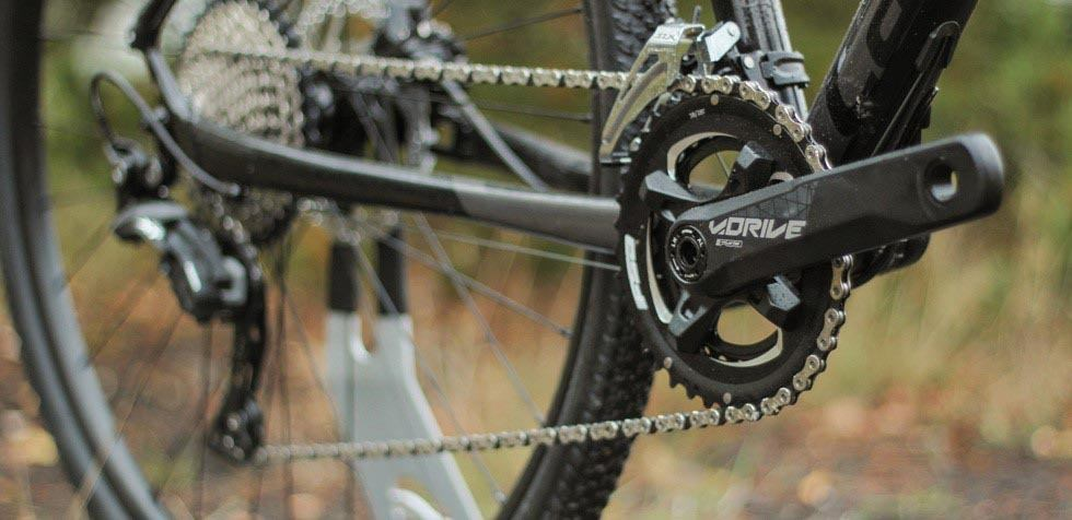 Cannondale Quick CX drivetrain