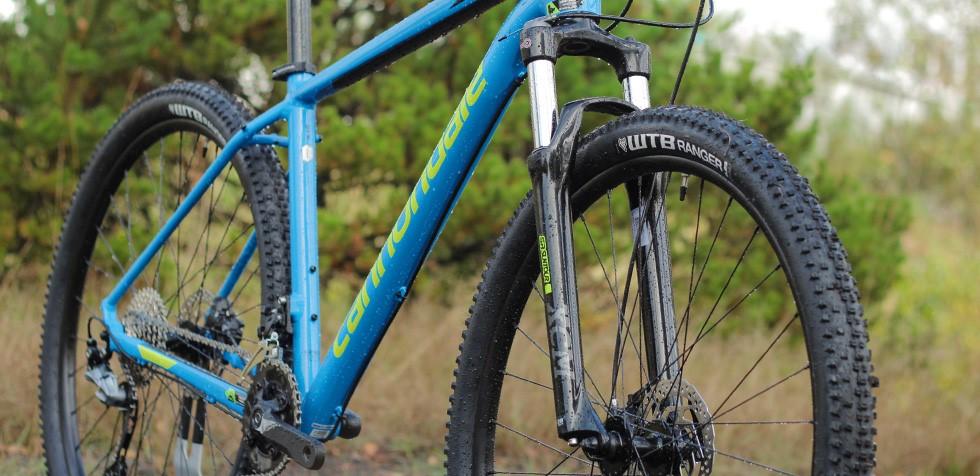 Cannondale Trail suspension