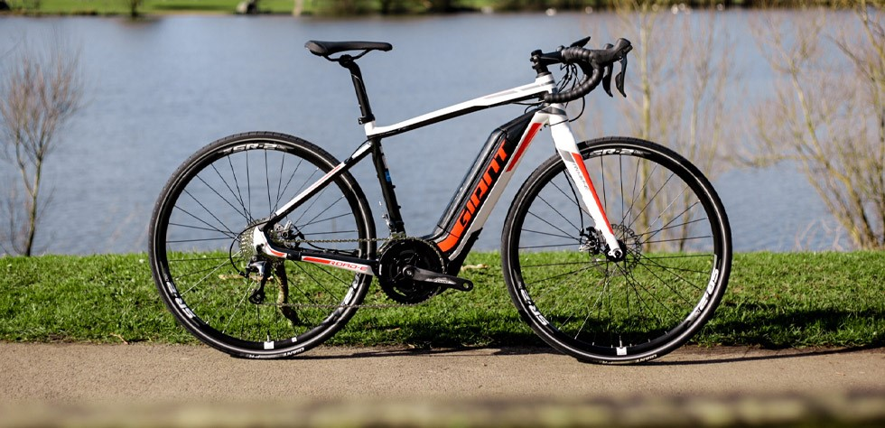 Giant Road-E+ Range Review