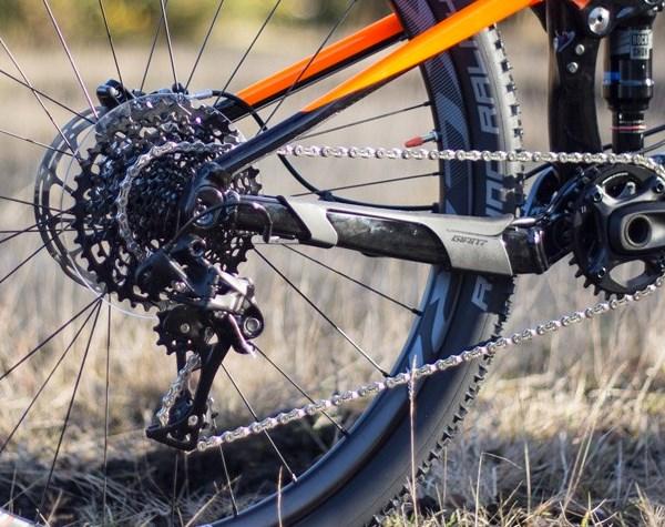 Giant Anthem Mountain Bike Review | Tredz Bikes