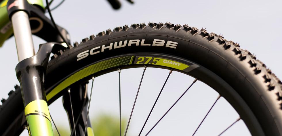 Giant Dirt-E+ wheels