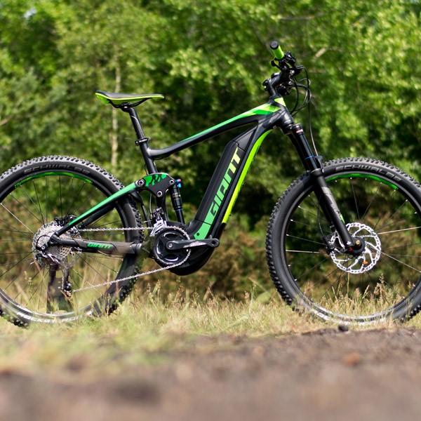 Giant Full-E+ Range Review   Tredz Bikes