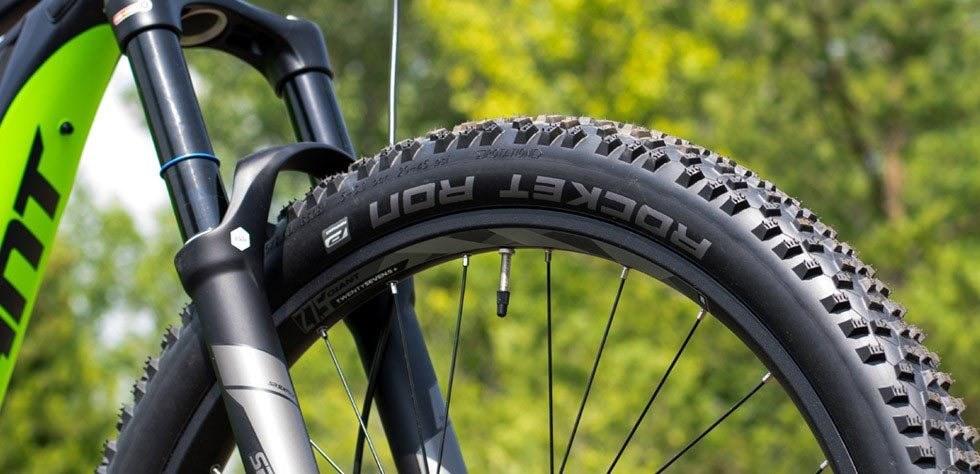 Giant Full-E+ wheels