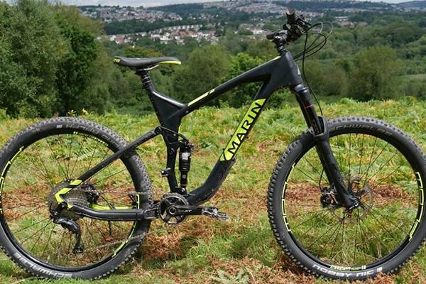Marin Mount Vision 8 Review | Tredz Bikes