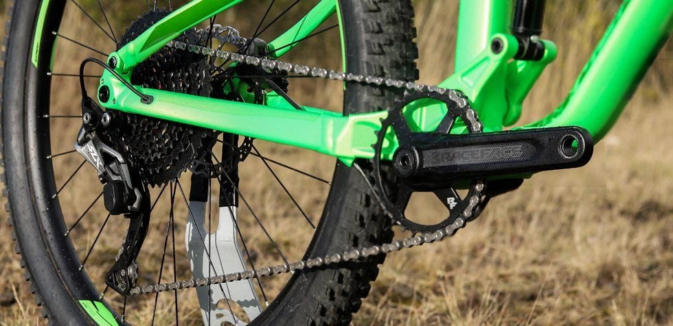 Merida One-Forty groupset