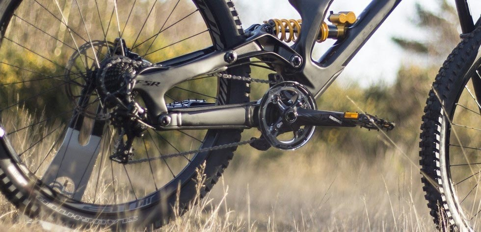 Specialized Demo 8 Groupset