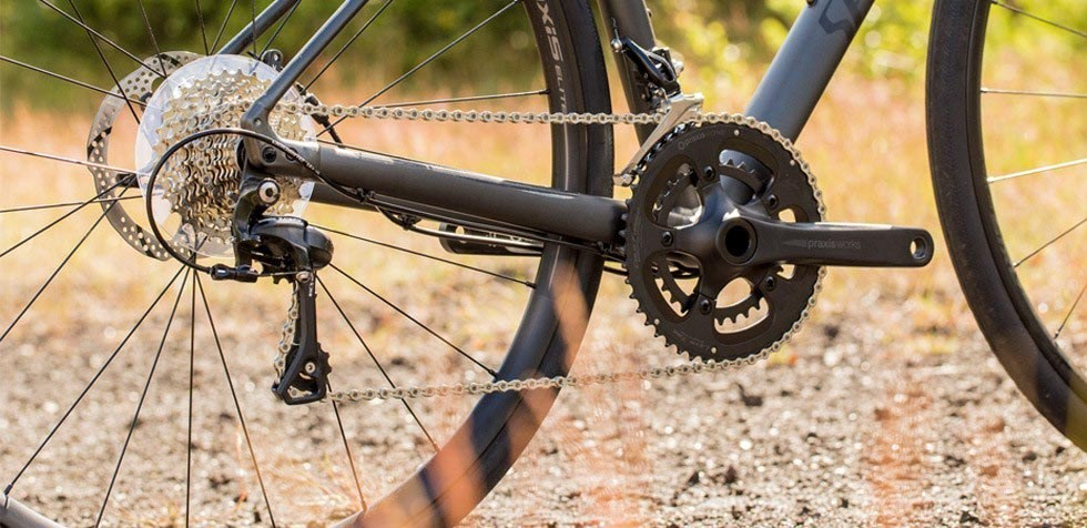 Specialized Diverge Groupset
