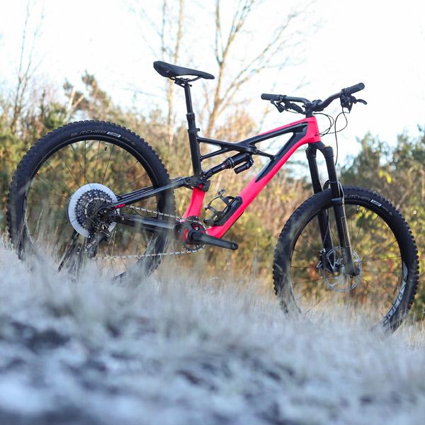 Specialized Enduro Mountain Bike Review   Tredz Bikes