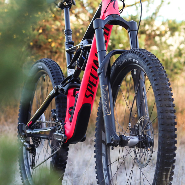 Specialized Enduro Mountain Bike Review | Tredz Bikes