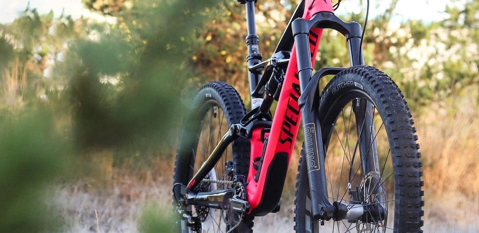 Specialized Enduro 2018 Ohlins suspesnion