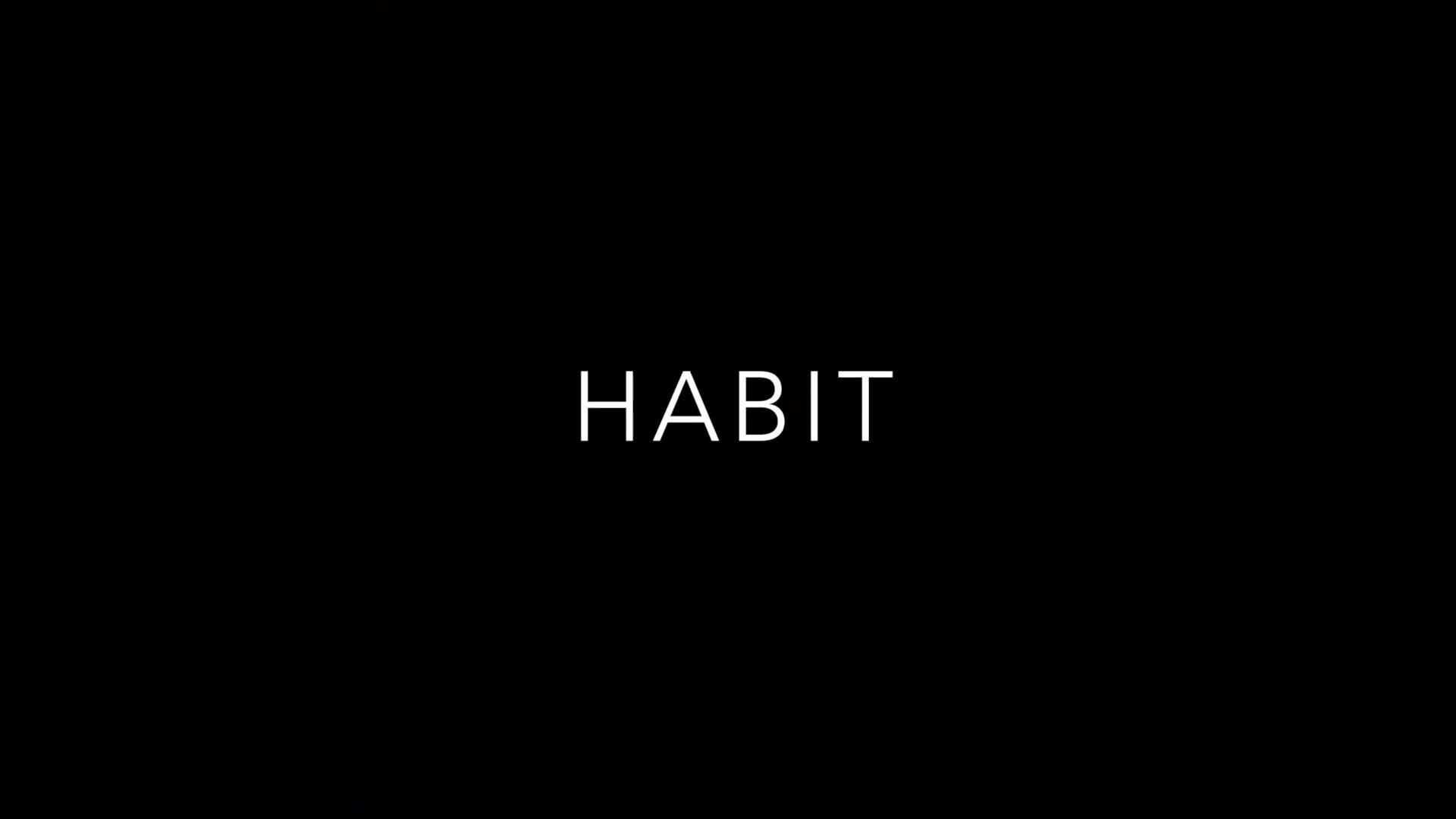 Habit: For Mountain Biking