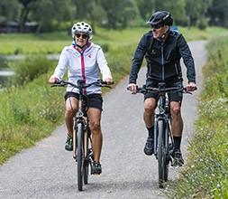 Liv Hybrid Sport Bikes