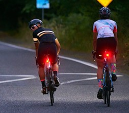 Light and Motion Bike Lights