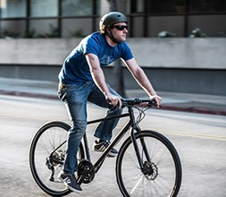 Marin Hybrid Sports Bikes