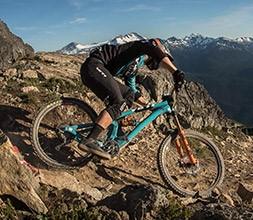 Yeti Full Suspension Mountain Bikes