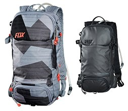 Fox Clothing Hydration Bags