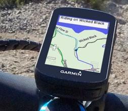 GPS Bike Computers
