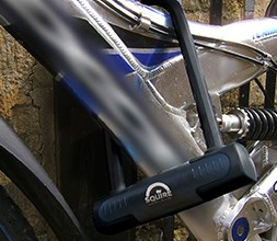 Tough Squire bike lock