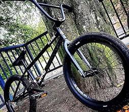 Blank BMX Bikes