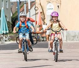 Kids Cube Bikes