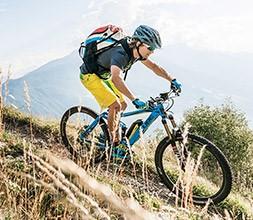 Cube Electric Mountain Bikes