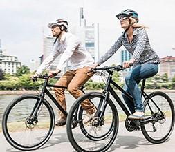 Cube Hybrid Bikes