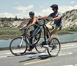 GT Hybrid Bikes